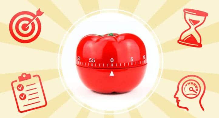 técnica de estudo pomodoro